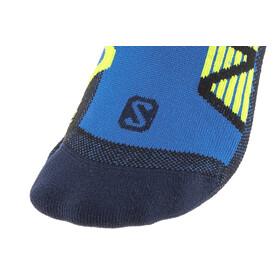 Salomon XT Hawk Socks 2er Pack Black/Red+Blue/Yellow